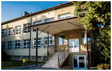 Szkoła w Michałówce