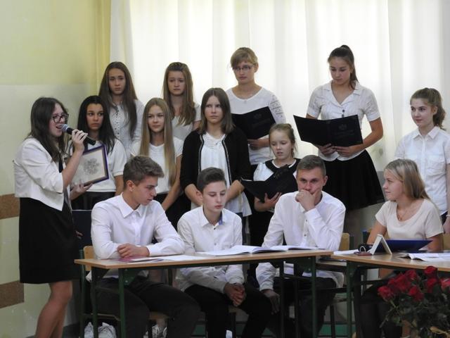 Gminny Dzień Edukacji Narodowej w Michałówce