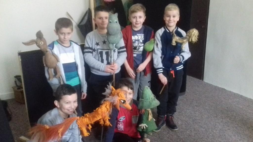 Wycieczka do Warszawy klas trzecich