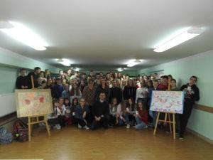 Szkolne Koło Caritas w Szkole Podstawowej   im.   Orła Białego w Michałówce